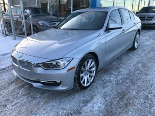 Used 2014 BMW 3 Series 320i xDrive, Traction intégrale for sale in Longueuil, QC