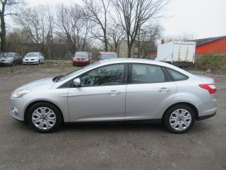 Used 2012 Ford Focus SE CHEAP AND CERTIFIED! for sale in Oshawa, ON