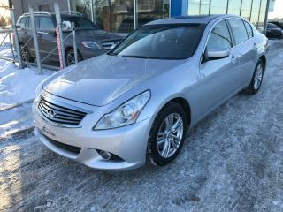Used 2013 Infiniti G37 X X for sale in Longueuil, QC