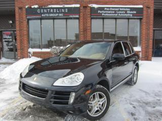 Used 2008 Porsche Cayenne S CAYENNE
