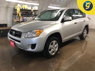 Used 2012 Toyota RAV4 DVD players in headrest * Keyless entry * Climate control * Cruise control * Traction control *Hands free steering wheels controls * Trip compute for sale in Cambridge, ON