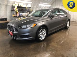 Used 2013 Ford Fusion Ford SYNC Microsoft * Remote start * Reverse assist * Alloys * Phone connect * 3 stage memory drivers seat * Power driver seat lumbar * Passive entry for sale in Cambridge, ON