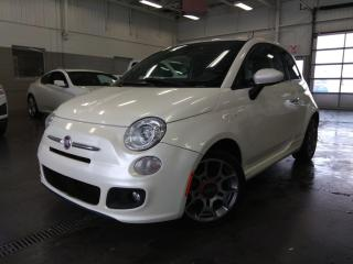 Used 2015 Fiat 500 Sport for sale in Blainville, QC