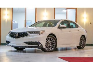 Used 2018 Acura TLX Tech. Package Aero for sale in Montréal, QC