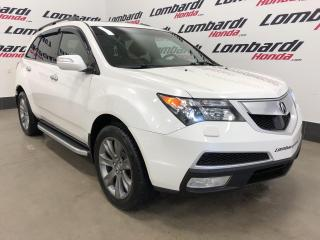 Used 2011 Acura MDX Traction intégrale, DVD+NAVIGATION+++ for sale in Montréal, QC