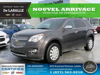 Used 2014 Chevrolet Equinox LTZ for sale in Lasalle, QC