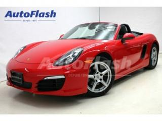 Used 2015 Porsche Boxster 2.7l Pdk Paddle for sale in St-Hubert, QC