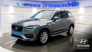 Used 2016 Volvo XC90 T6 MOMENTUM + GARANTIE + NAVI + TOIT PAN for sale in Drummondville, QC