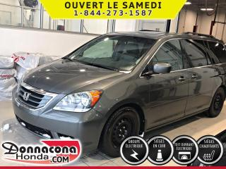 Used 2008 Honda Odyssey EX-L ***EN CUIR***PNEUS HIVER***SIEGES C for sale in Donnacona, QC