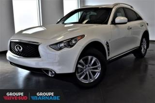 Used 2017 Infiniti QX70 AWD for sale in Brossard, QC