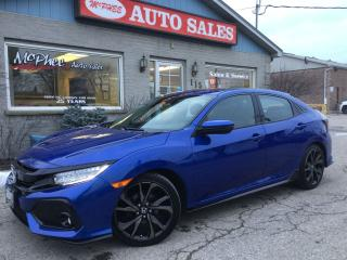 Used 2017 Honda Civic Sport Touring for sale in London, ON