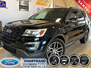 Used 2017 Ford Explorer 4 RM, 4 portes, Sport for sale in Laval, QC
