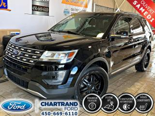Used 2016 Ford Explorer 4 RM, 4 portes XLT for sale in Laval, QC