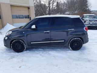 Used 2014 Fiat 500L L for sale in Orillia, ON