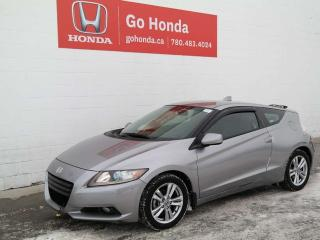 Used 2011 Honda CR-Z COUPE for sale in Edmonton, AB
