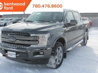 New 2019 Ford F-150 LARIAT 4X4 502A, 5.0L V8 ENGINE, FORD PASSCONNECT, REMOTE START, REVERSE CAMERA SYSTEM7 for sale in Edmonton, AB