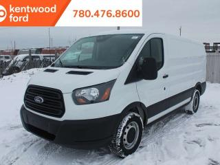 New 2019 Ford Transit VAN T150 101A RWD 3.7L V6, cruise control, A/C, 95L fuel tank, reverse camera system for sale in Edmonton, AB