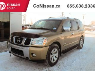 Used 2004 Nissan Pathfinder Armada LE 4dr 4WD 4 Door for sale in Edmonton, AB