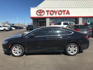 Used 2015 Chrysler 200 Limited for sale in Cambridge, ON