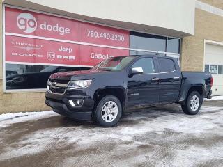 Used 2017 Chevrolet Colorado LT / GPS Navigation / Back Up Camera for sale in Edmonton, AB