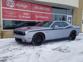 Used 2015 Dodge Challenger R/T for sale in Edmonton, AB