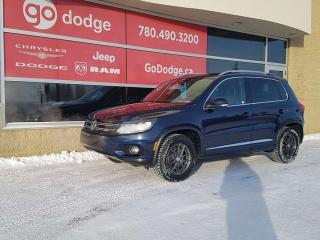 Used 2014 Volkswagen Tiguan AWD 4MOTION for sale in Edmonton, AB