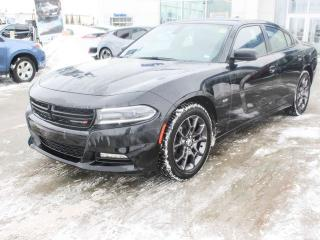 Used 2018 Dodge Charger GT/AWD/SUNROOF/NAV/BACKUPCAM/LOWKM/HEATEDSEATS&STEERING for sale in Edmonton, AB