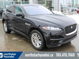 Used 2018 Jaguar F-PACE PREST/AWD/NAV/SENSORS/SUNROOF/BACKUPCAM for sale in Edmonton, AB