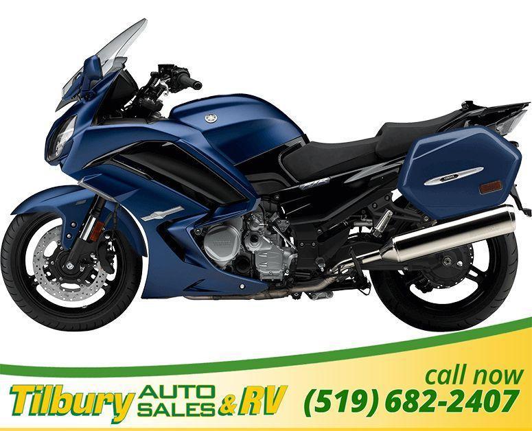 2019 Yamaha FJR1300ES