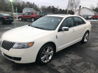 Used 2012 Lincoln MKZ AWD for sale in Middle Sackville, NS