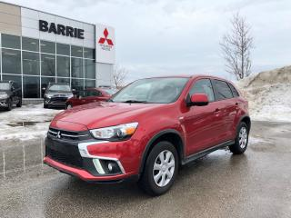 Used 2018 Mitsubishi RVR SE 4WD for sale in Barrie, ON