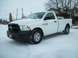 Used 2014 RAM 1500 ST for sale in Stratford, ON