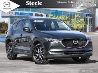 Used 2018 Mazda CX-5 GT W/ Leather Navigation for sale in Dartmouth, NS
