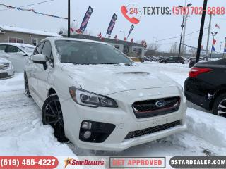 Used 2015 Subaru WRX Sport-tech Pack | NAV | ROOF | CAM for sale in London, ON