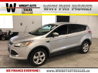 Used 2016 Ford Escape SE 4WD HEATED SEATS BACKUP CAMERA 89,975 KMS for sale in Cambridge, ON