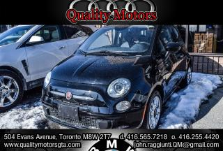 Used 2014 Fiat 500 C Pop for sale in Etobicoke, ON