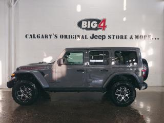 New 2019 Jeep Wrangler Unlimited Rubicon 4x4 for sale in Calgary, AB