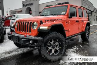New 2019 Jeep Wrangler Unlimited Rubicon for sale in Burlington, ON