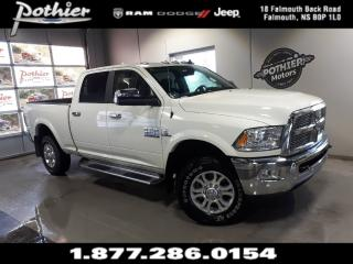 Used 2018 RAM 3500 Laramie | DIESEL | 5TH WHEEL PREP | NAV | for sale in Falmouth, NS