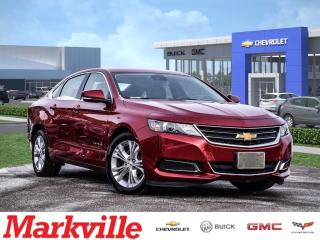 Used 2015 Chevrolet Impala 2LT-LEATHERETTE-GM CERTIFIED PRE-OWNED-1 OWNER for sale in Markham, ON