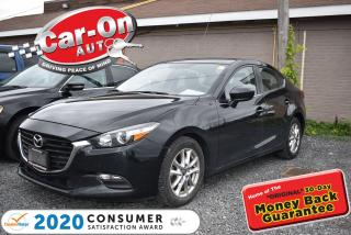 Used 2017 Mazda MAZDA3 SE | NEW ARRIVAL | LEATHER | REAR CAM | ALLOYS for sale in Ottawa, ON