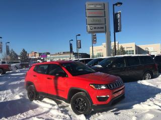 Used 2018 Jeep Compass Sport for sale in Cold Lake, AB