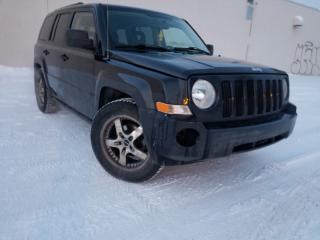 Used 2009 Jeep Patriot FWD 4DR for sale in Edmonton, AB