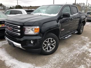 Used 2016 GMC Canyon SLE Leather Navigation Back Up Camera for sale in St Catharines, ON