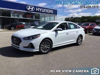 New 2018 Hyundai Sonata GL  - Air - Tilt - Cruise - $133.68 B/W for sale in Simcoe, ON