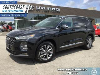 Used 2019 Hyundai Santa Fe 2.4L Preferred w/Dark Chrome Accent AWD  - $191 B/W for sale in Simcoe, ON
