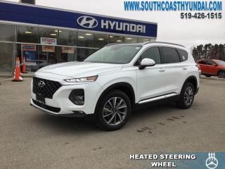 New 2019 Hyundai Santa Fe 2.0T Preferred w/Sunroof AWD  - $226.77 B/W for sale in Simcoe, ON