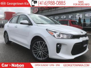 Used 2019 Kia Rio EX SPORT | $146 BI-WEEKLY | 7 DISPLAY | for sale in Georgetown, ON