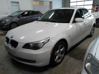 Used 2008 BMW 528 Xdrive T.équipé Cuir for sale in Lévis, QC