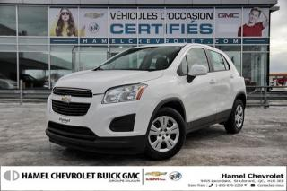 Used 2013 Chevrolet Trax LS for sale in St-Léonard, QC